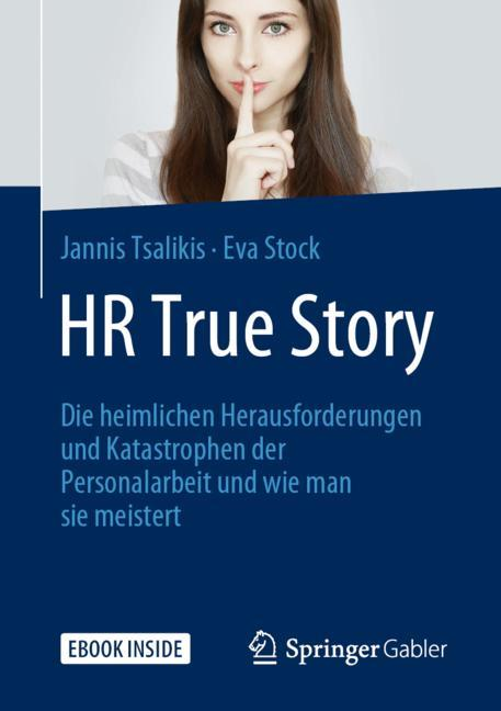 Cover of 'HR True Story'