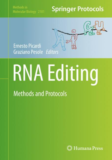 Cover of 'RNA Editing'
