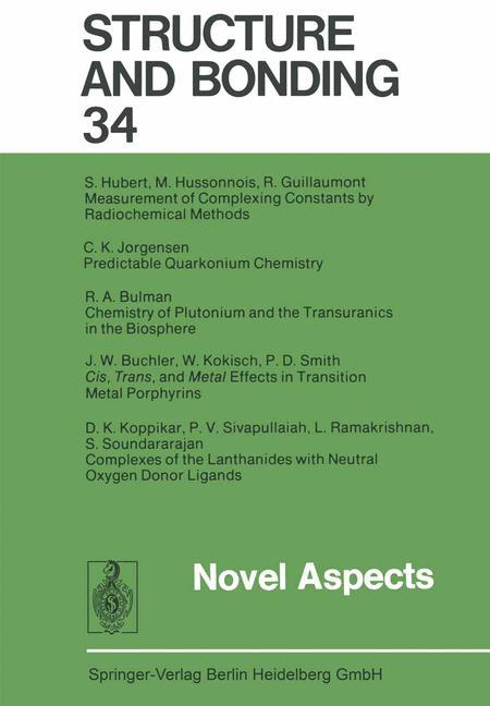 Cover of 'Novel Aspects'