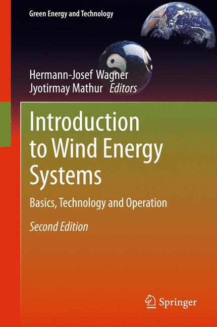 Cover of 'Introduction to Wind Energy Systems'