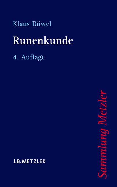 Cover of 'Runenkunde'