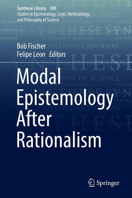 Cover of 'Modal Epistemology After Rationalism'