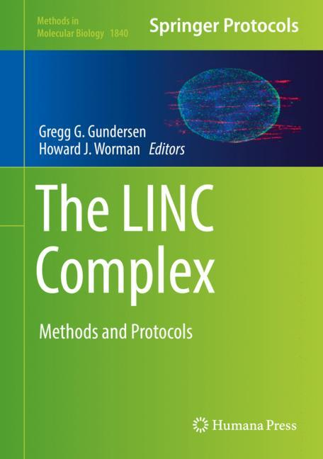 Cover of 'The LINC Complex'