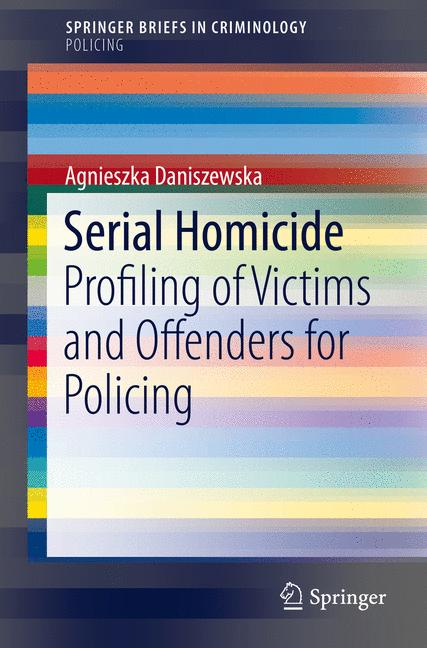 Cover of 'Serial Homicide'