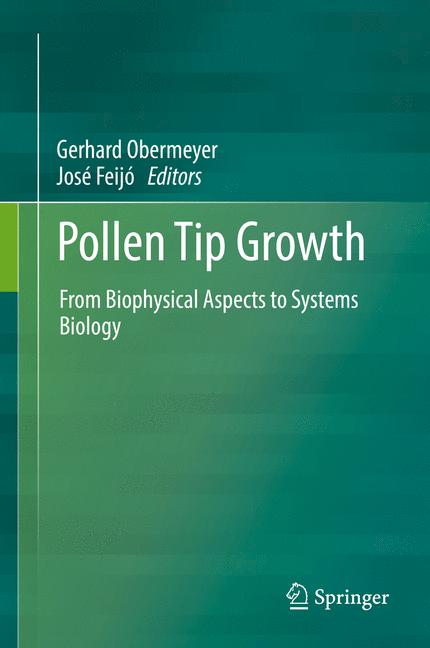 Cover of 'Pollen Tip Growth'
