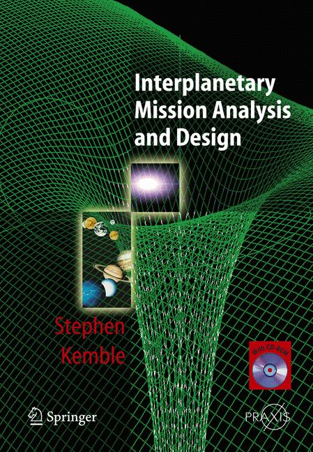 Cover of 'Interplanetary Mission Analysis and Design'
