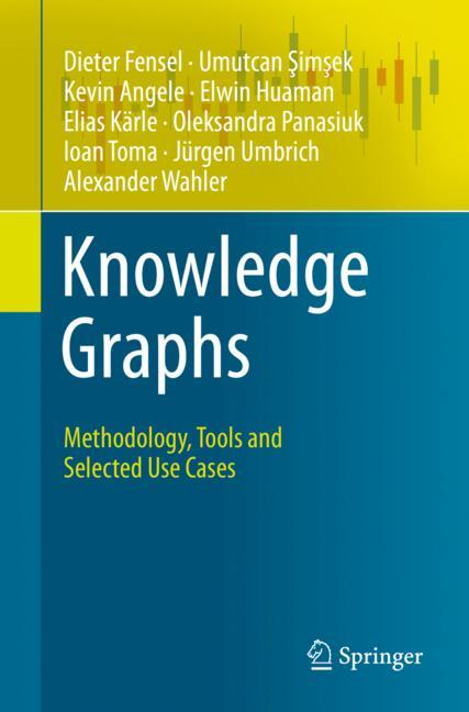 Cover of 'Knowledge Graphs'