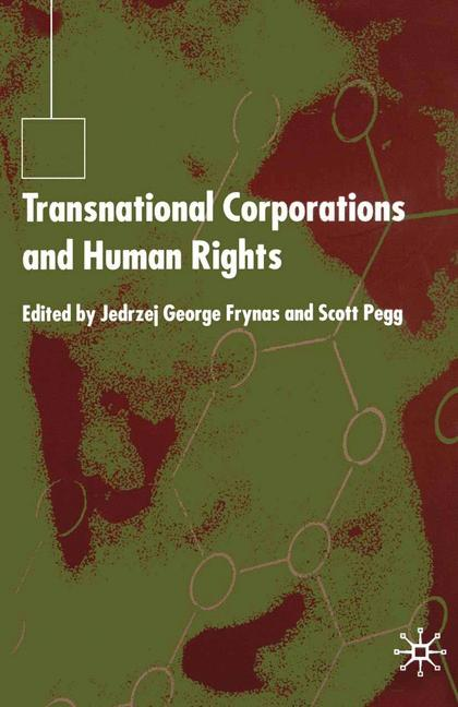 Cover of 'Transnational Corporations and Human Rights'