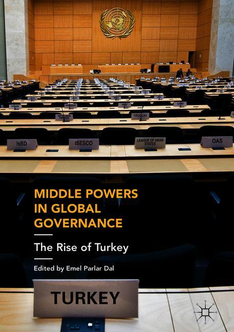 Cover of 'Middle Powers in Global Governance'
