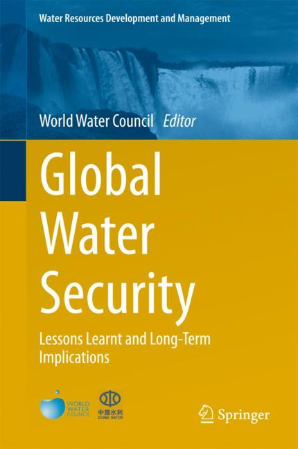 Cover of 'Global Water Security'