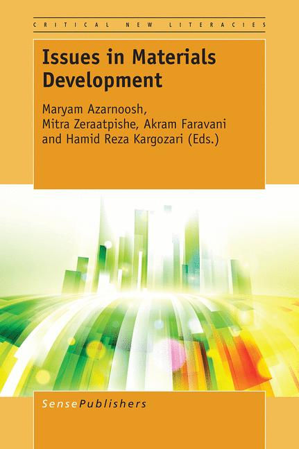 Cover of 'Issues in Materials Development'