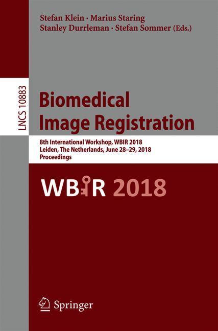 Cover of 'Biomedical Image Registration'