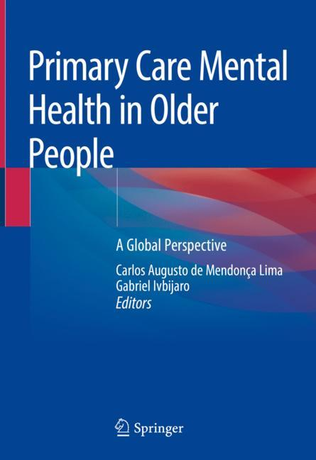 Cover of 'Primary Care Mental Health in Older People'