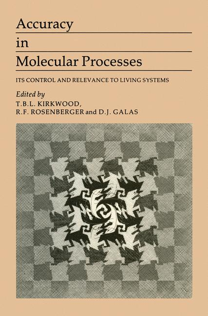 Cover of 'Accuracy in Molecular Processes'