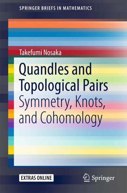 Cover of 'Quandles and Topological Pairs'