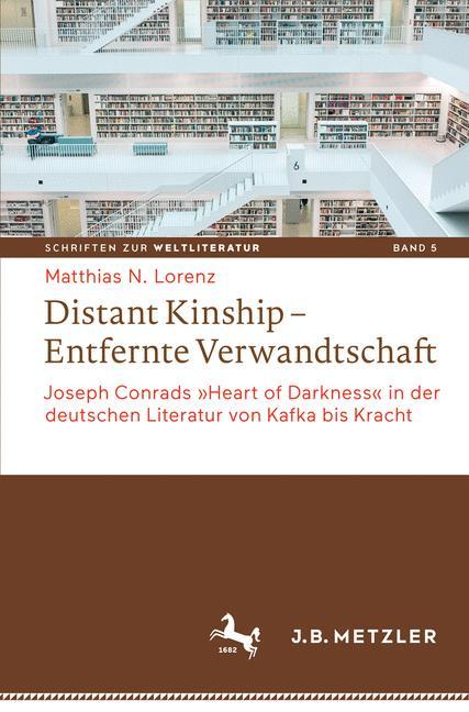 Cover of 'Distant Kinship - Entfernte Verwandtschaft'