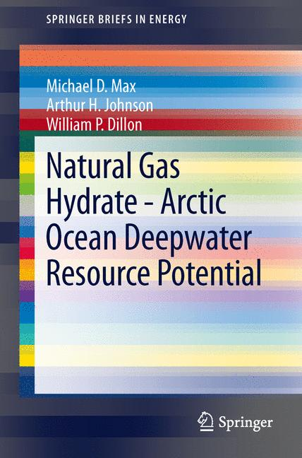 Cover of 'Natural Gas Hydrate - Arctic Ocean Deepwater Resource Potential'
