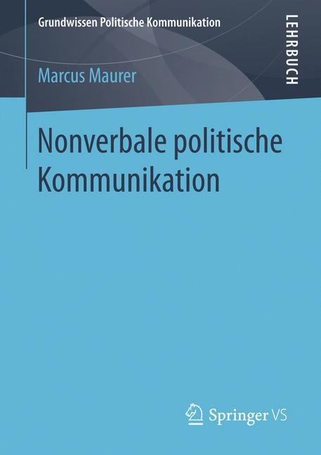Cover of 'Nonverbale politische Kommunikation'