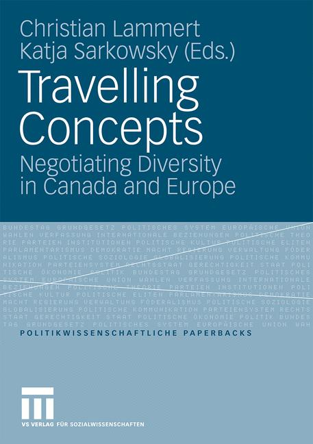 Cover of 'Travelling Concepts'