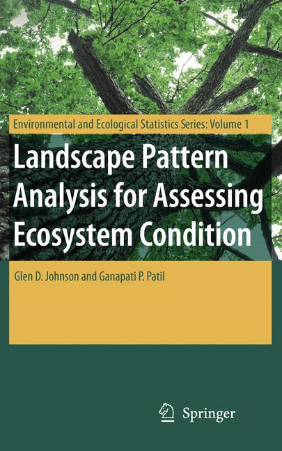Cover of 'Landscape pattern analysis for assessing ecosystem condition'