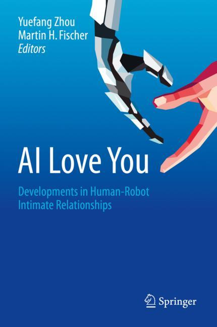 Cover of 'AI Love You'