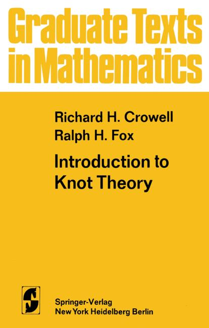 Cover of 'Introduction to Knot Theory'
