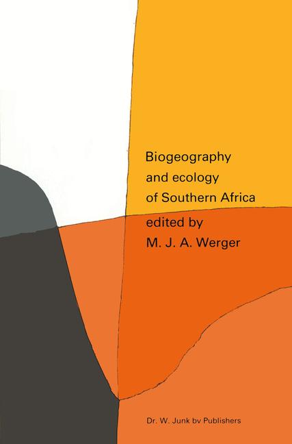 Cover of 'Biogeography and Ecology of Southern Africa'