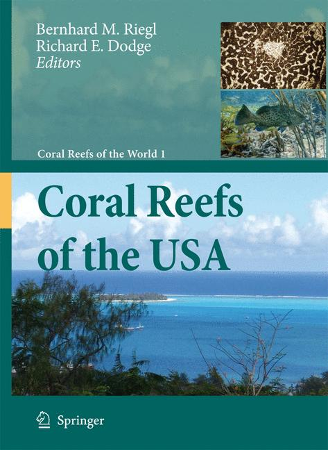 Cover of 'Coral Reefs of the USA'