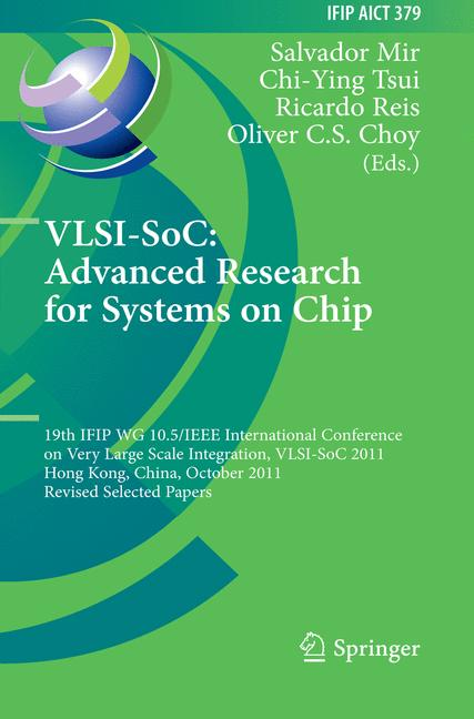 Cover of 'VLSI-SoC: Advanced Research for Systems on Chip'