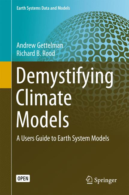 Cover of 'Demystifying Climate Models'