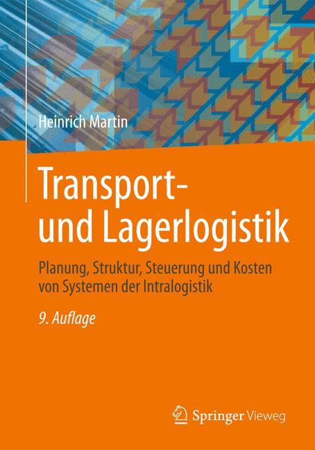 Cover of 'Transport- und Lagerlogistik'