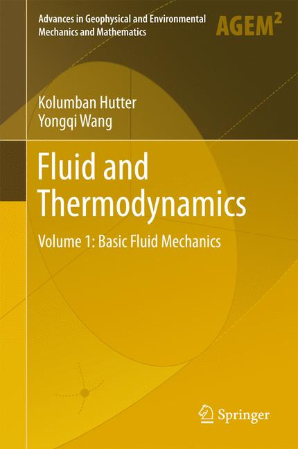 Cover of 'Fluid and Thermodynamics'