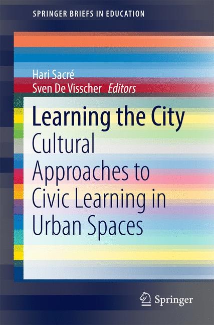 Cover of 'Learning the City'