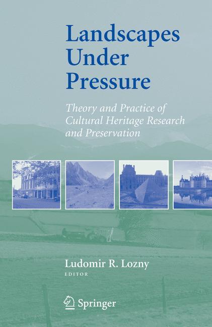 Cover of 'Landscapes Under Pressure'