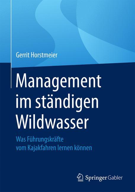 Cover of 'Management im ständigen Wildwasser'