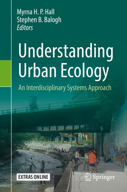 Cover of 'Understanding Urban Ecology'