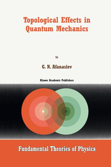 Cover of 'Topological Effects in Quantum Mechanics'