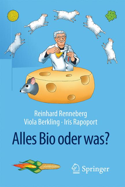 Cover of 'Alles Bio oder was?'