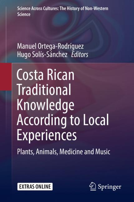 Cover of 'Costa Rican Traditional Knowledge According to Local Experiences'