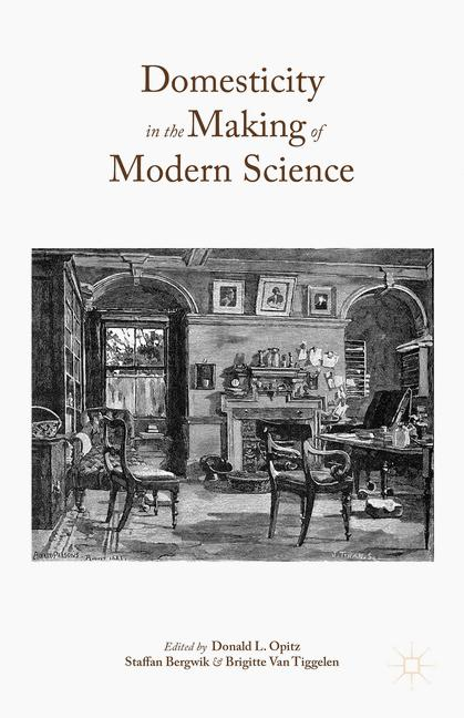 Cover of 'Domesticity in the Making of Modern Science'