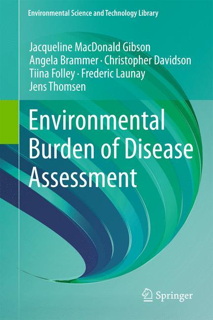 Cover of 'Environmental Burden of Disease Assessment'
