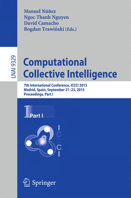 Cover of 'Computational Collective Intelligence'