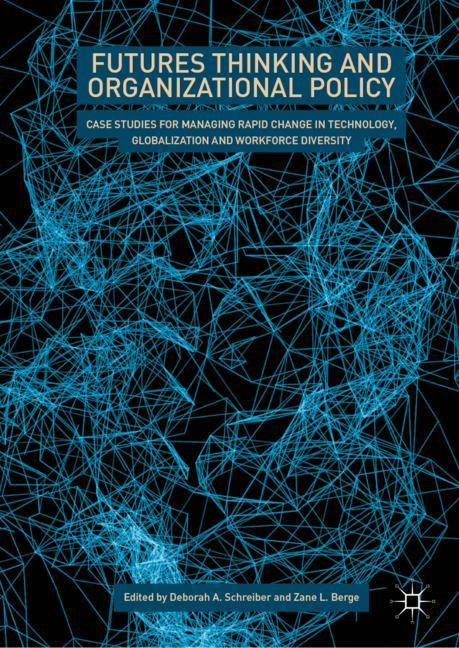 Cover of 'Futures Thinking and Organizational Policy'
