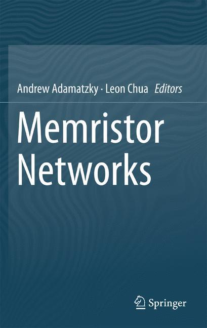 Cover of 'Memristor Networks'