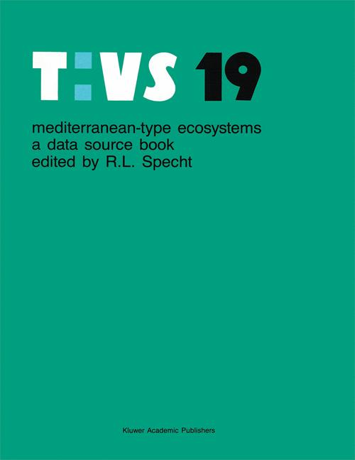 Cover of 'Mediterranean-type Ecosystems'