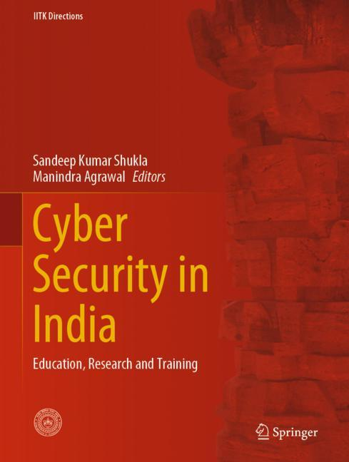 Cover of 'Cyber Security in India'