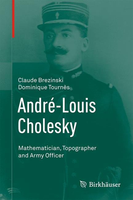 Cover of 'André-Louis Cholesky'