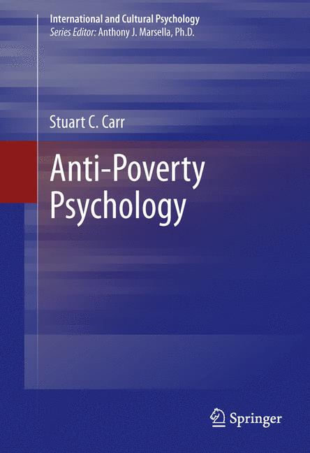 Cover of 'Anti-Poverty Psychology'