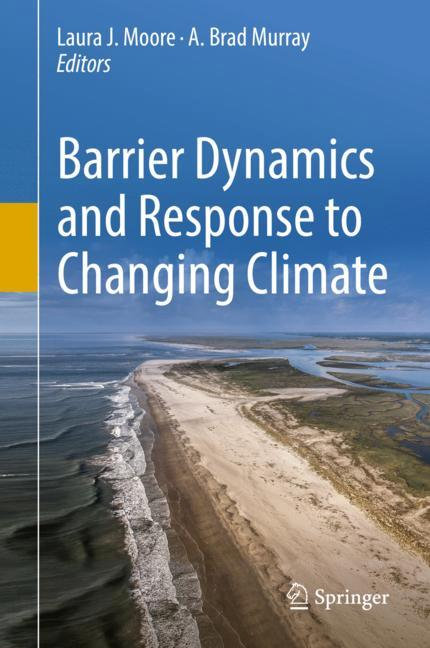 Cover of 'Barrier Dynamics and Response to Changing Climate'