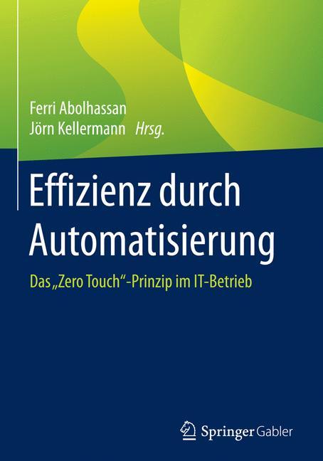 Cover of 'Effizienz durch Automatisierung'